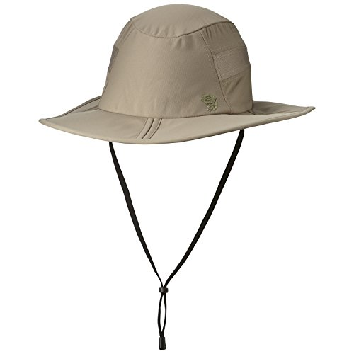 Mountain Hardwear Mountainous Jones Hat - Khaki Large (Jones Hat)