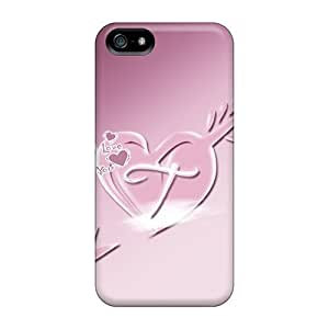 BestSellerWen Case For Iphone 5/5S Cover With Nice Love T Appearance