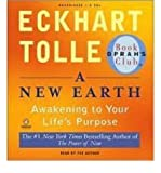 [ [ [ A New Earth: Awakening to Your Life's Purpose (Oprah's Book Club (Audio)) [ A NEW EARTH: AWAKENING TO YOUR LIFE'S PURPOSE (OPRAH'S BOOK CLUB (AUDIO)) ] By Tolle, Eckhart ( Author )Feb-01-2008 Compact Disc