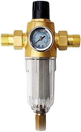Noblik Interfaz Filtro de Agua Filtro Frontal Filtro de ...