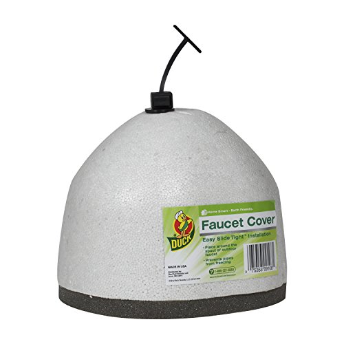 Duck 1285247 Faucet Outdoor Insulation