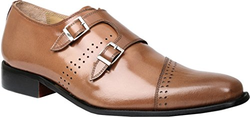 Giorgio Brutini Mens Carbonne Slip-on Loafer Tan