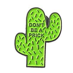 andy coolCute Cartoon Cactus Brooch Pins...