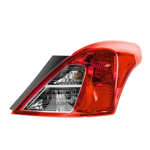nissan versa brake light - 4