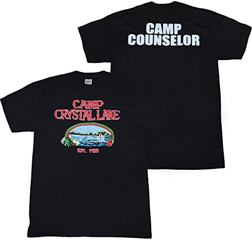 Friday the 13th Crystal Lake Camp Counse - 13th T-shirt Tee Shopping Results