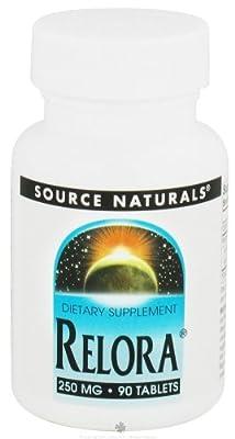 Source Naturals - Relora 250 mg.