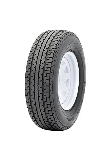 GT Radial MAXMILER ST Trailer Tire - ST205/75R15 - 15 With Rims Tires