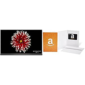 lg electronics lg signature oled65g7p 65 inch 4k ultra hd smart oled tv 2017 model. Black Bedroom Furniture Sets. Home Design Ideas