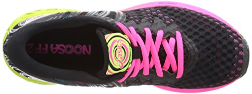 Black Training Black Asics Women's Hot 001 2 Pink Noosa Shoes Ff HIHq0