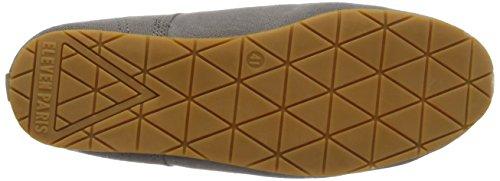 Eleven Paris Basclassic - Sneaker Unisex adulto Gris - Gris (Charcoal)