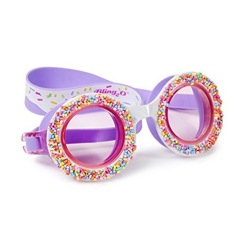 swimming-goggles-for-girls-do-nuts-4-u-kids-swim-goggles-by-bling2o-grape-jelly