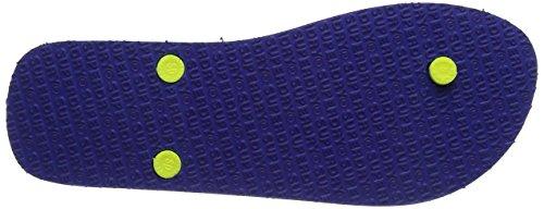 Homme Flip fluro Mu7 Flop Multicolore Sleek Yellow cobalt Superdry Tongs H7nUqPWwn