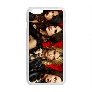 QQQO Pretty Little Liars Cell Phone Case for Iphone 6 Plus Kimberly Kurzendoerfer