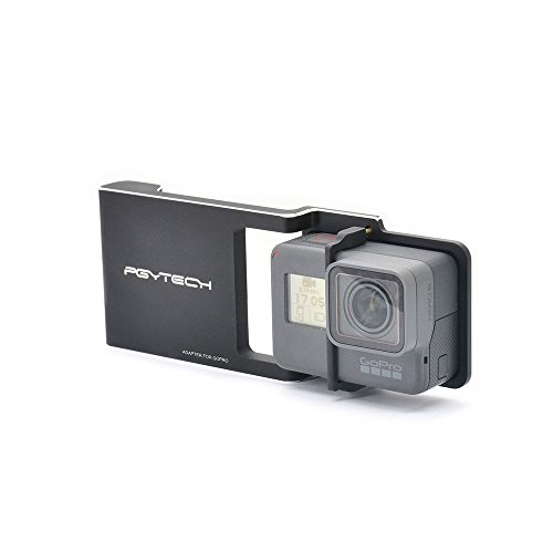 PGYTECH Action Camera Mount Plate Adapter Plate Compatible w