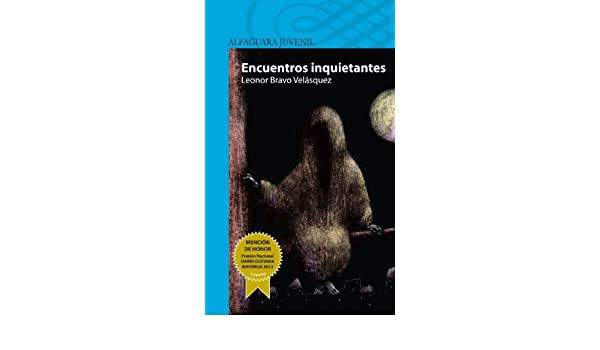 Amazon.com: Encuentros inquietantes (Spanish Edition) eBook: Leonor Bravo Velásquez: Kindle Store