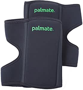 Gardening Knee Pads for Work By Palmate - Protective Soft Foam Core Pad, Best for the Garden, Adult Fit
