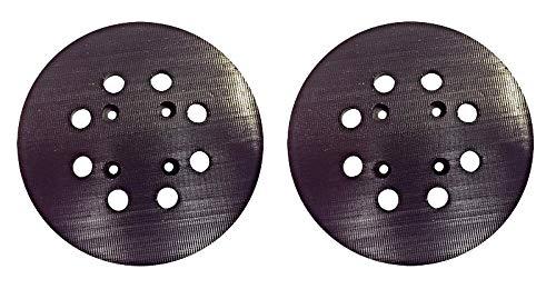 Ryobi RS281VS Rigid R2600 Sander Replacement 5 Replacement Hook /& Loop Backing Pad # 300527002-2PK 2-PACK