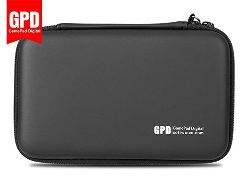 GPD WIN XD Hard Travel Carry Case Cover Bag Pouch for GPD XD, GPD WIN (Black)