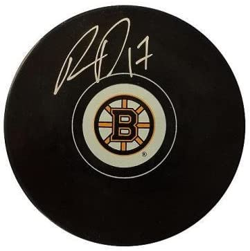Ryan Donato Autographed Puck - Autographed NHL Pucks. Back. Double-tap to  zoom 9af3017b0