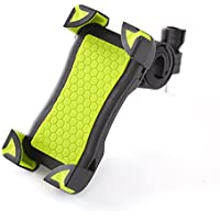 Forfar 1Pcs Motorcycle Mountain Bicycle Handlebar Mount Holder For Cell Smartphone For MTB BMX Mountain Road Bike…