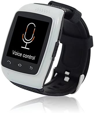 Amazon.com: White Bluetooth Smart Watch S12 SmartWatch with ...