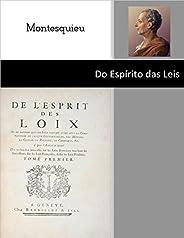 Do Espírito das leis: Montesquieu