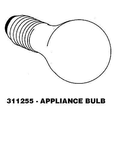 Kenmore STD398091 Oven Light Bulb