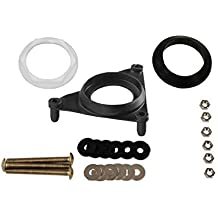 Complete Kit for Kohler GP51487-W/BOLTS Triangle Tank Gasket Kit for Most Two-Piece Toilets