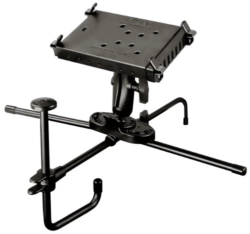 RAM Mounting Systems RAM-SM1-234-6 RAM Universal Seat-Mate Netbook Mounting System by RAM