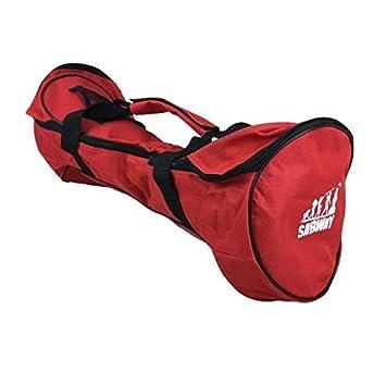 Bolsa de transporte roja para patinete auto equilibrio ...
