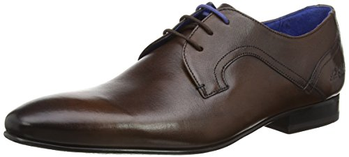 Ted Baker Herren Pelton Derby Braun (Brown)