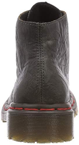 Rieker Desert antracite M8243 Boots fumo Femme altsilber Gris 46 RZHOxqR