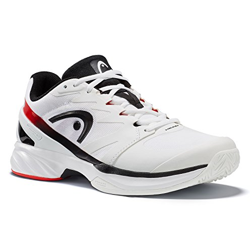 White Shoes White Sprint Tennis HEAD Unisex Adults' Black Pro YwXT07q