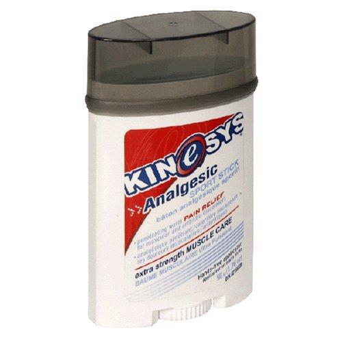 Bâton KINeSYS Sport analgésique, 50 g (1,76 oz)