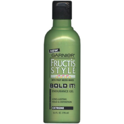 [Vendu en pack de 3] Fructis Style Gras It! Endurance Gel, 6,6 oz chacune