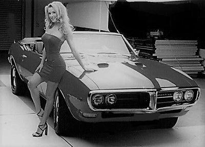 1967 Firebird 1 Pontiac Car 12 Race Vintage 24 Sport 18 Pre Built Diecast 25 Model Art gto Carousel Black