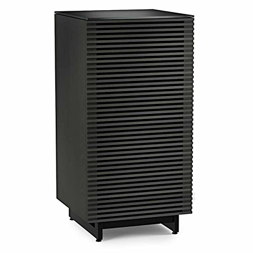 BDI Corridor Audio Tower 8172 (Charcoal Stained Ash)