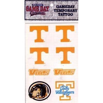 (NCAA Tennessee Volunteers Tattoo)