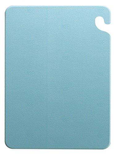 San Jamar CB152012 Cut-N-Carry Co-Polymer Cutting Board, 20