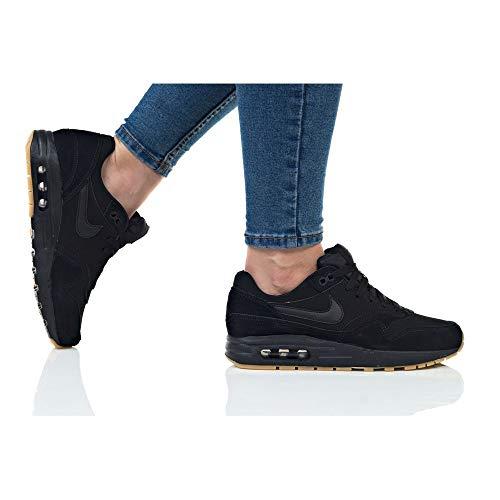 Men Black Light 1 s Gs NIKE Black gum Air Competition 008 black Brown Max Shoes Multicolour Running Fndvvqg