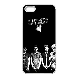 5 Seconds Of Summer Brand New And HOT SALE Hard Case Cover Protector For Iphone 5S