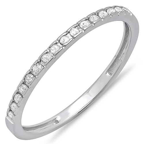 0.12 Ct Round Diamond - 8
