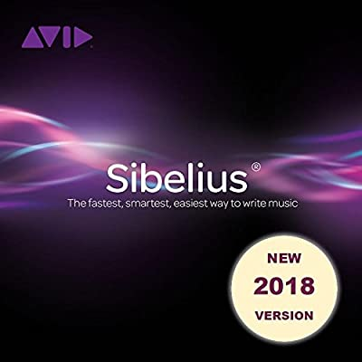 Sibelius 2018 Professional (Download Card)