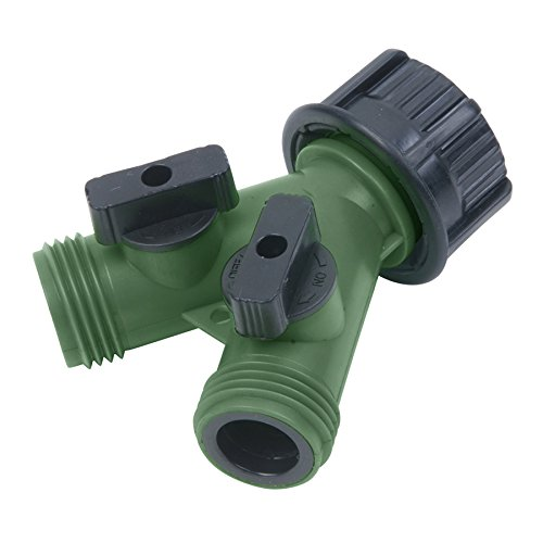 (Yardsmith Plastic 2-Way Restricted-Flow Water Shut-Off)