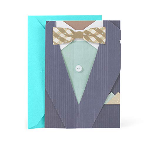 Hallmark Mahogany Men's Birthday Card (Stylish Guy)