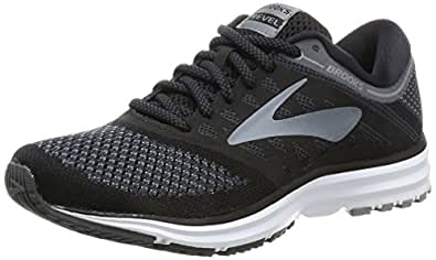 Brooks Women's Revel Black/Anthracite/Primer Grey Athletic Shoe