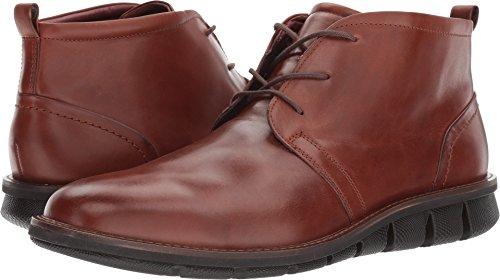 ECCO Men's Jeremy Hybrid Chukka Boot, Cognac, 40 M EU/6-6.5 D(M) US ()