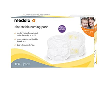 Medela Disposable Nursing Pads - 120 Count by Medela that we recomend individually.