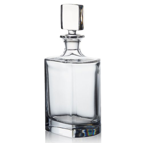 ROGASKA CRYSTAL Manhattan Whisky decanter
