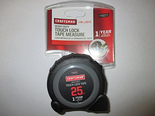 CM TAPE MEASURE 25'X1